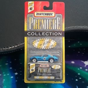 Matchbox Premiere Collection Corvette Grand Sport